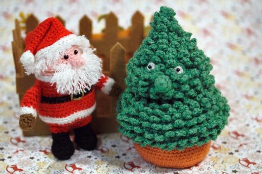 Ü-Weihnachtsbaum